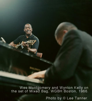 Wes and Wynton